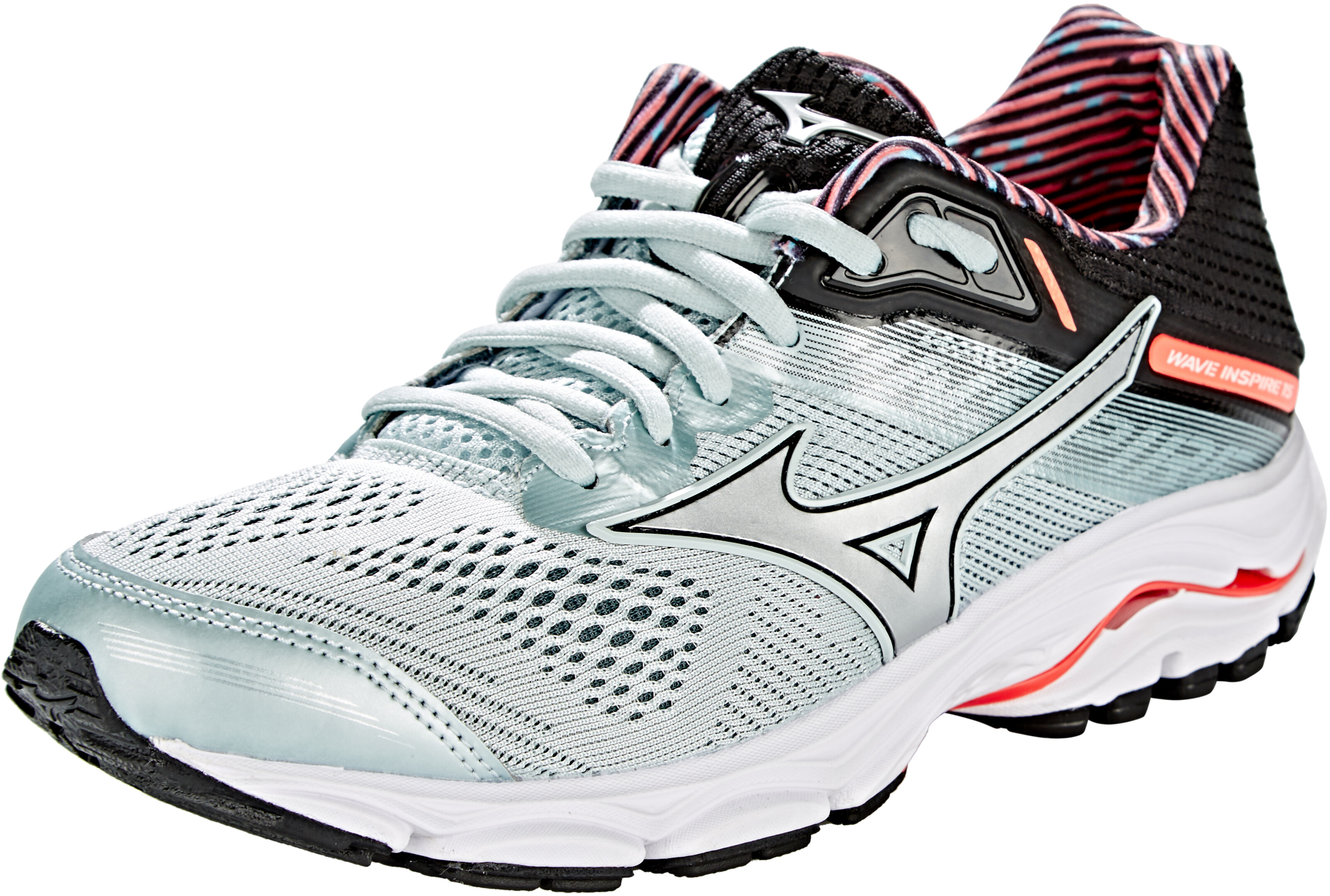 1807ce8d3ac8 Mizuno Wave Inspire 15 Running Shoes Women grey at Bikester.co.uk